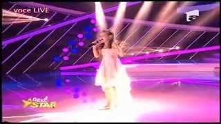 Elena Hasna la nouvelle Céline Dion