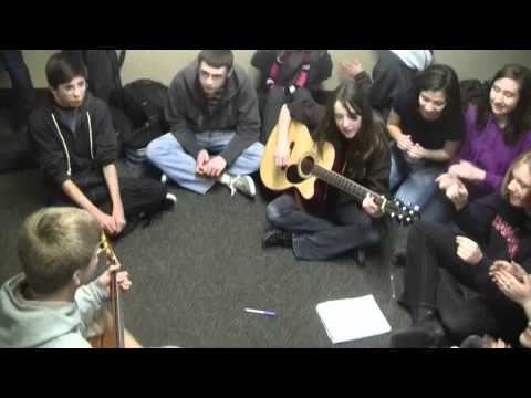VSAA spontaneous art school song