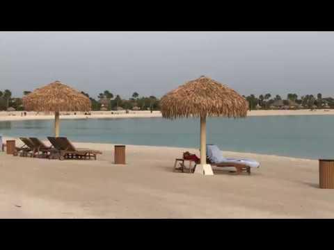 #02 travel vlog | Qatar, Doha, Banana Island