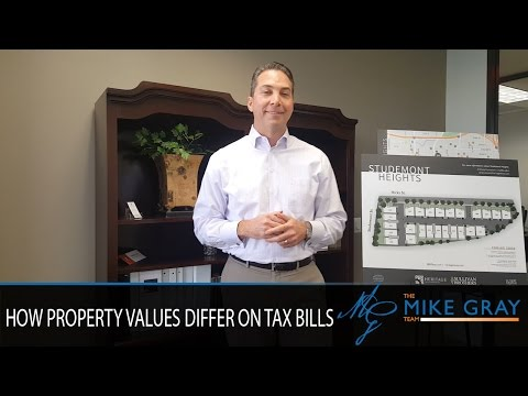 Houston Real Estate Agent: How Property Values Differ on Tax Bills
