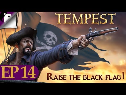 Let's Play Tempest: A Pirate Action RPG! - New Ship & Upgrades Before Big Buster! - Tempest Gameplay