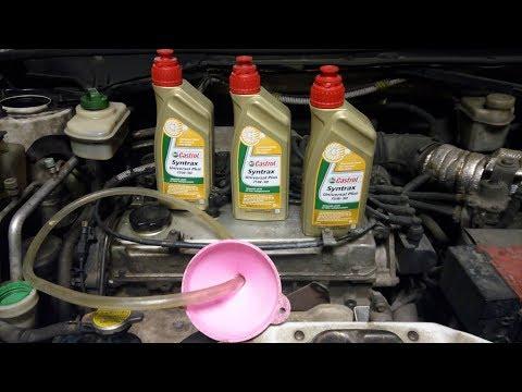 Как проверить уровень масло в коробке передач чери амулет амулет черешня