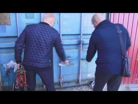 Контрафактная одежда в Красноярске