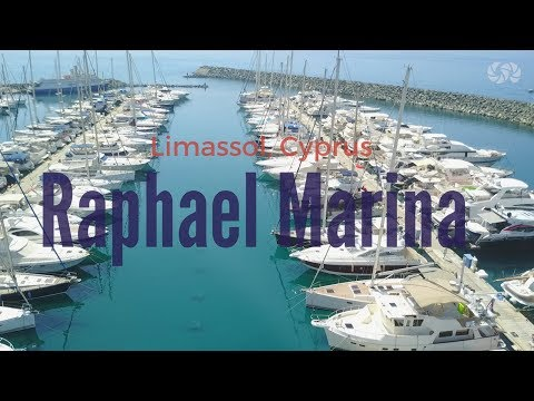 St Raphael Marina Limassol Cyprus