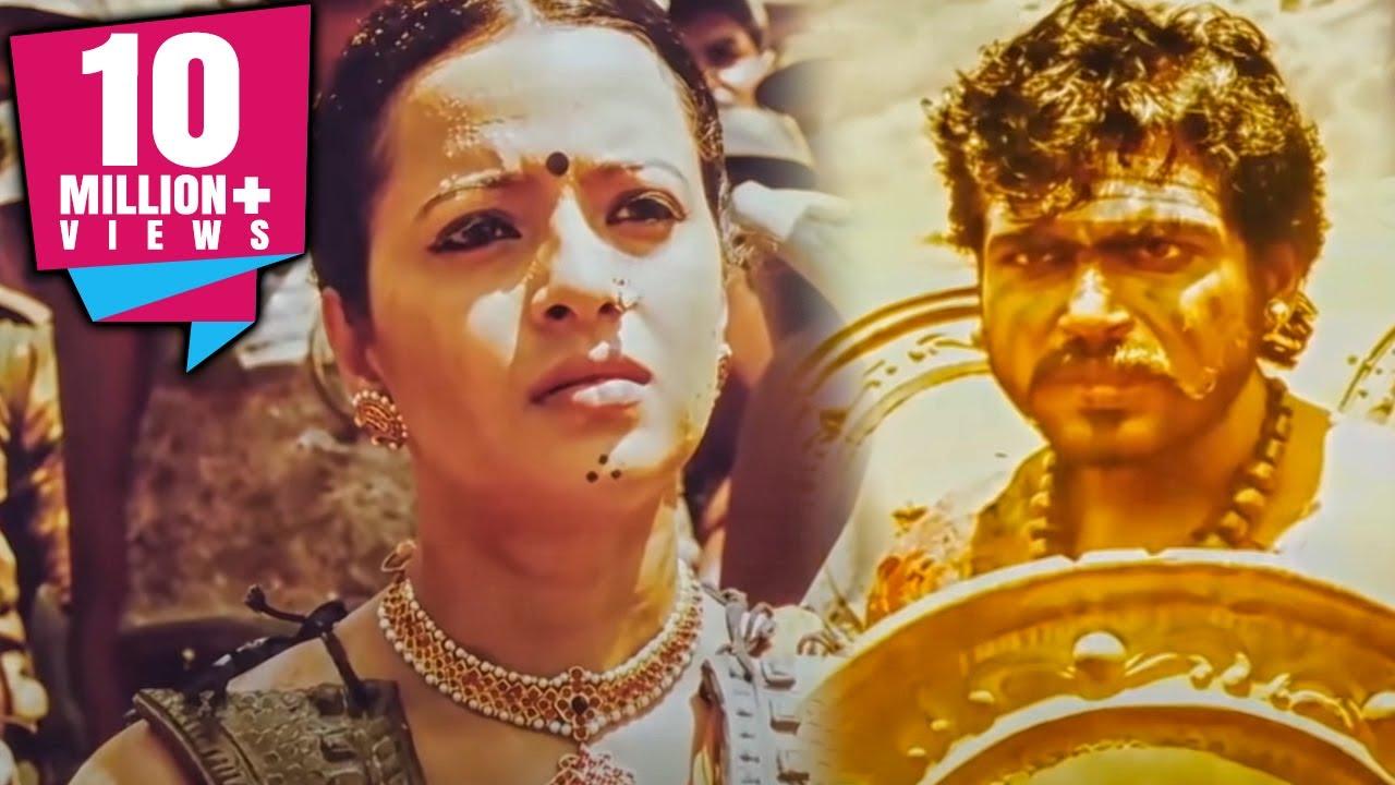 यहाँ मूवी तो बाहुबली से भी खतरनाक निकली। साउथ की फिल्म का सॉलिड एक्शन सीन