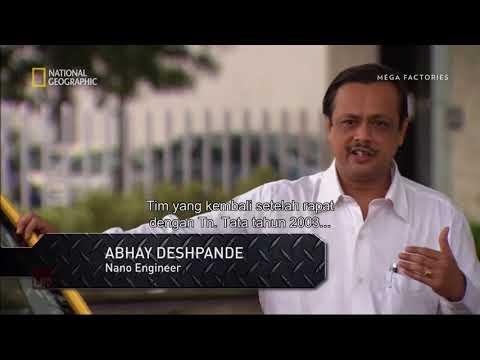 Tata Motors Nano Automobile - Mega Factories (2017) National Geographic Indonesia