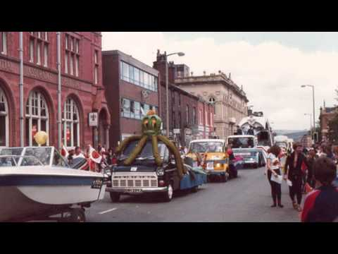 Oldham now and then