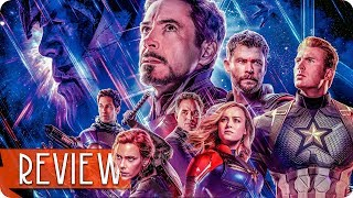 AVENGERS ENDGAME Kritik Review (2019)