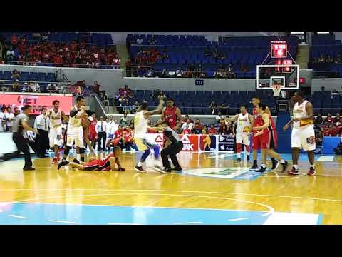 Chris Banchero knocks down the trey to force OT, but ROS still comes out victorious vs Alaska