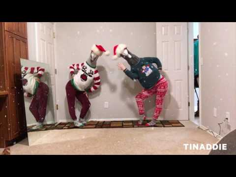 Mannequin Head Dance to All I Want For Christmas by Mariah Carey