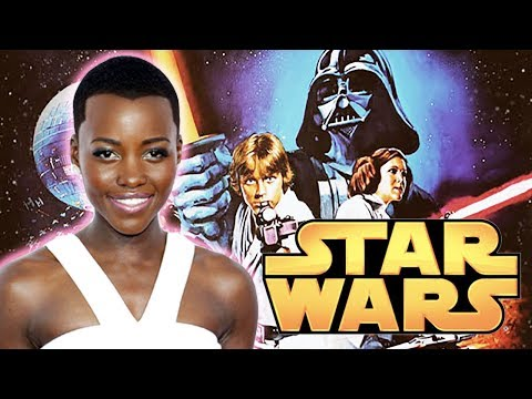 Lupita Nyong'o joins the cast of Star Wars! - ADD Presents: The Drop