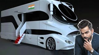 ये BUS है या महल | 5 LUXURY MOTORHOMES With Swimming Pool, Bed Room & Kitchen
