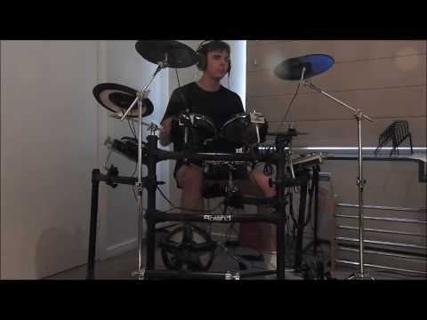 Protector - A Shedding of Skin - Drum Cover