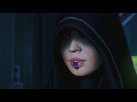 Mass Effect Trilogy: Kasumi Goto All Scenes Complete(ME2, ME3)