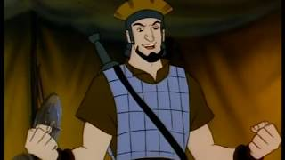 David et Goliath - La Bible Animée Episode 09
