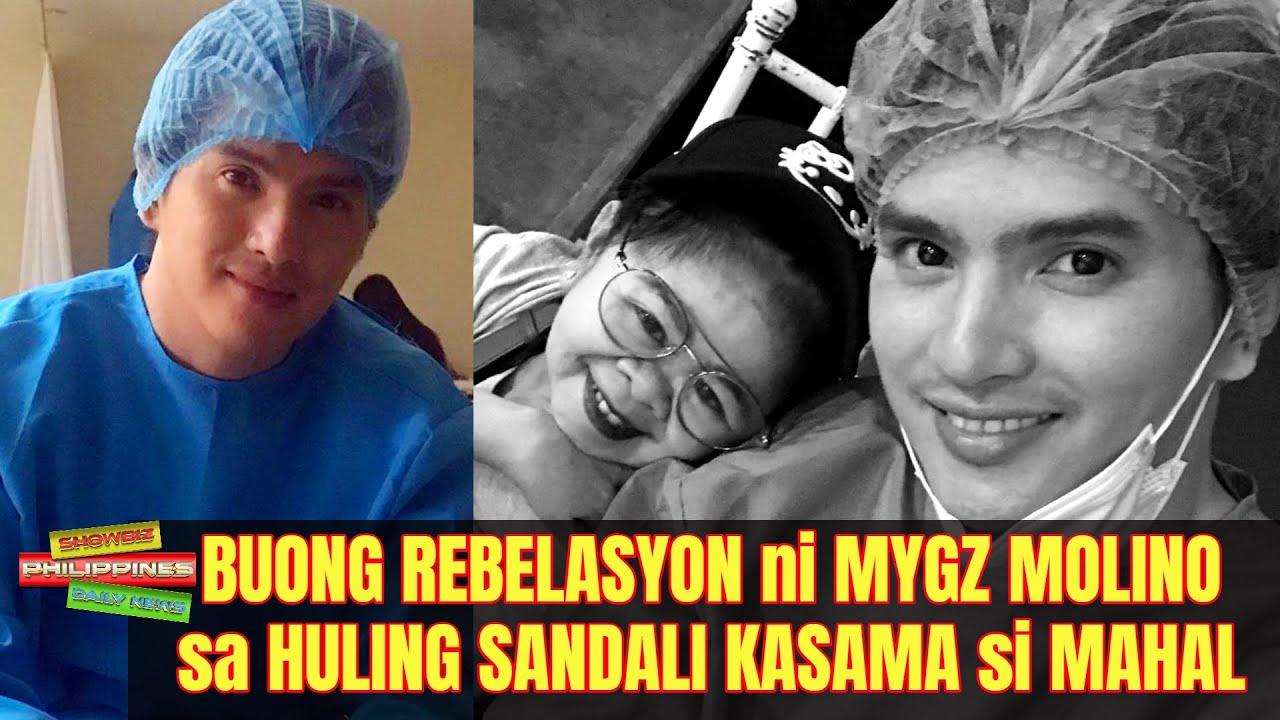 Download BUONG REBELASYON ni Mygz Molino sa HULING SANDALI KASAMA si MAHAL