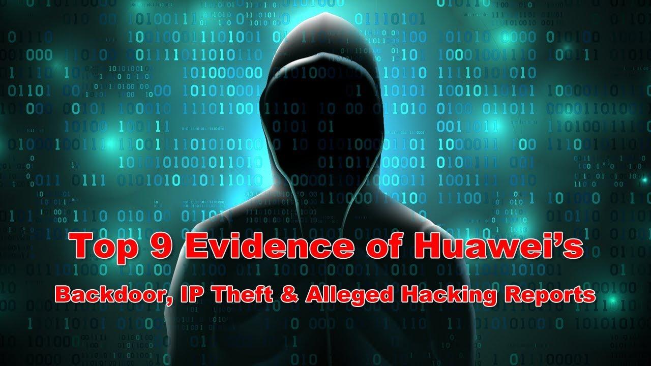 9 ประเด็นร้อนที่ Huawei เป็นภัยต่ออเมริกา