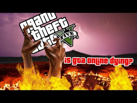 Is GTA Online dying?