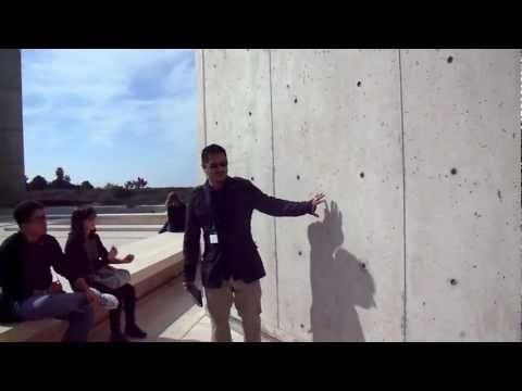 Salk Institute for Biological Studies Tour (Part 3)
