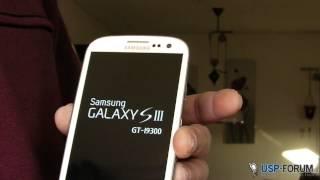 Samsung Galaxy Reihe - Bootloader und Recovery Modus starten