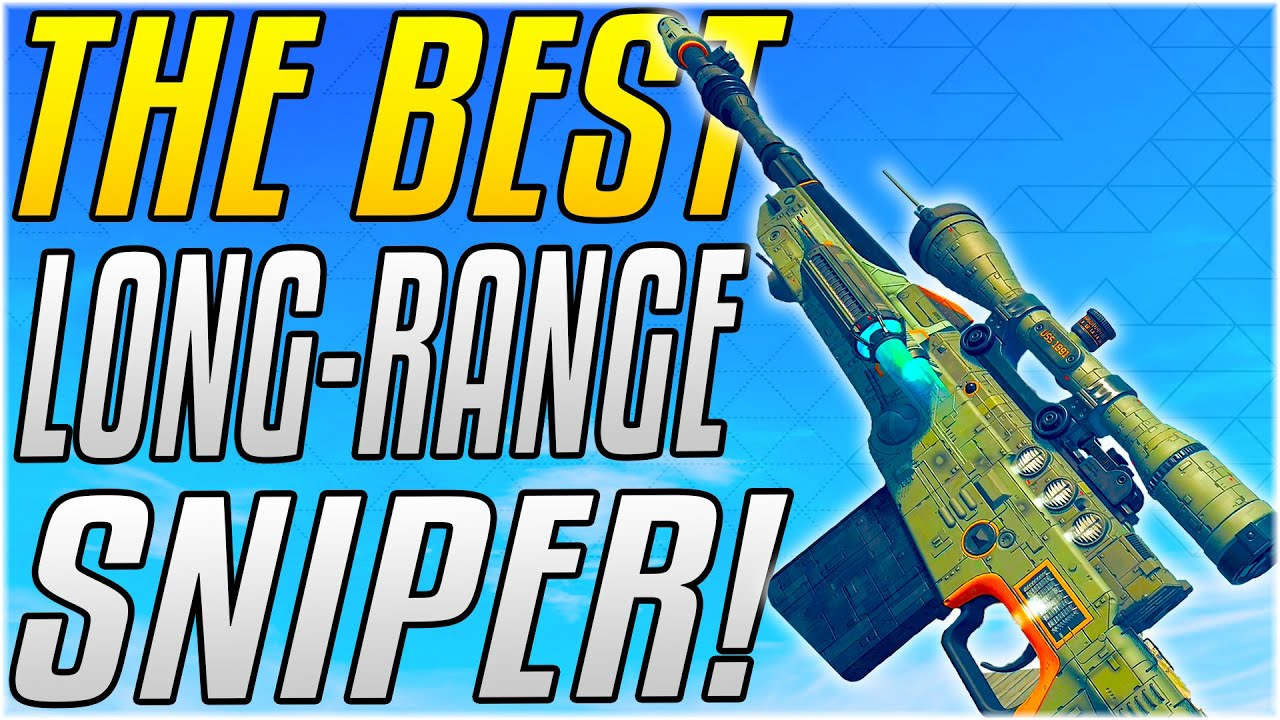 THE BEST LONG-RANGE SNIPER!!! The New Mothership Tundra is Insane! [Cold War Warzone]