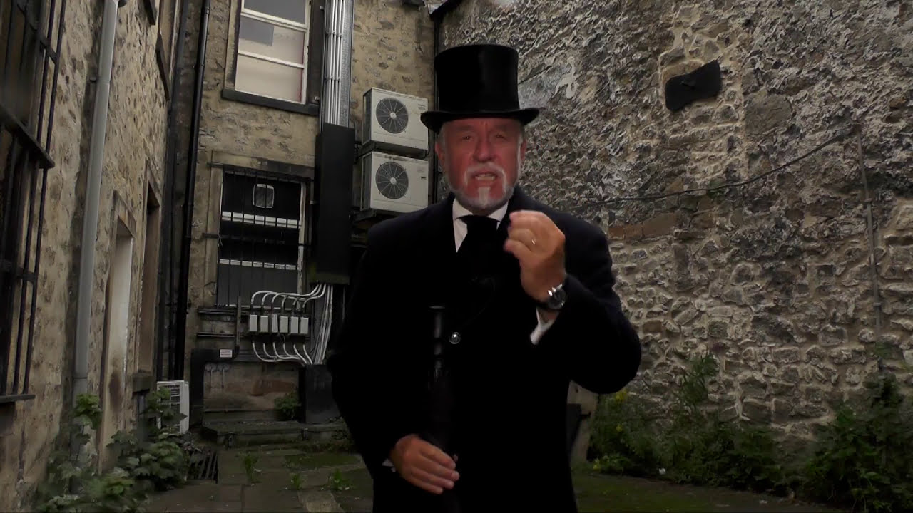 Top Hat Tours - Jack The Ripper Walk - Clitheroe by: Ghost Quest