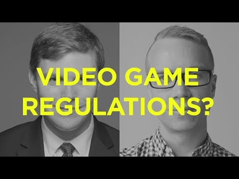 Should Video Games Be Regulated?
