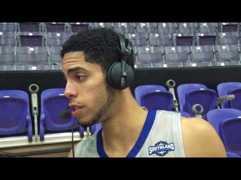 Men's Basketball: Nicholls Recap, Feb. 11
