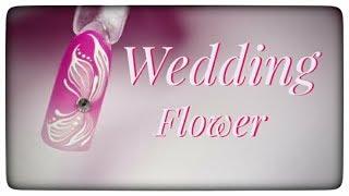 💅💅 Flower Nails 💅💅 :: Wedding Flowers:: Nailart by Natalia