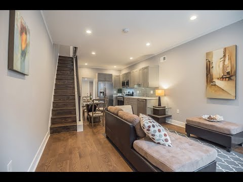 Lovely rehabbed home in Brewerytown awaiting its next owner!