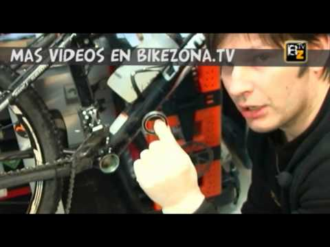 Brico bike cambio rodamiento BB30