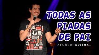 AFONSO PADILHA - TODAS AS PIADAS DE PAI