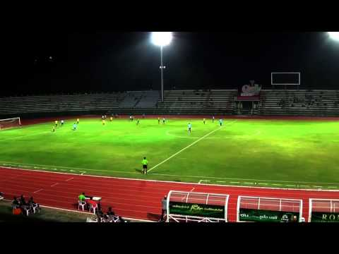Ronin TV 2015: Phuket FC VS Yokohama FC