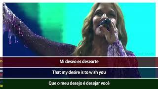 Ivete Sangalo - Zero a Dez SUBTITULADA (Inglés, Español, Portugués)