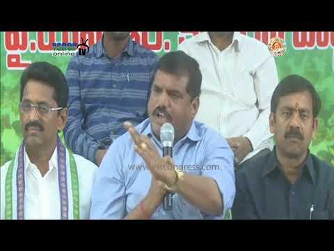 Chandrababu should stop cheap politics and Join us for AP Speical Status Fight : Botsa Satyanarayana