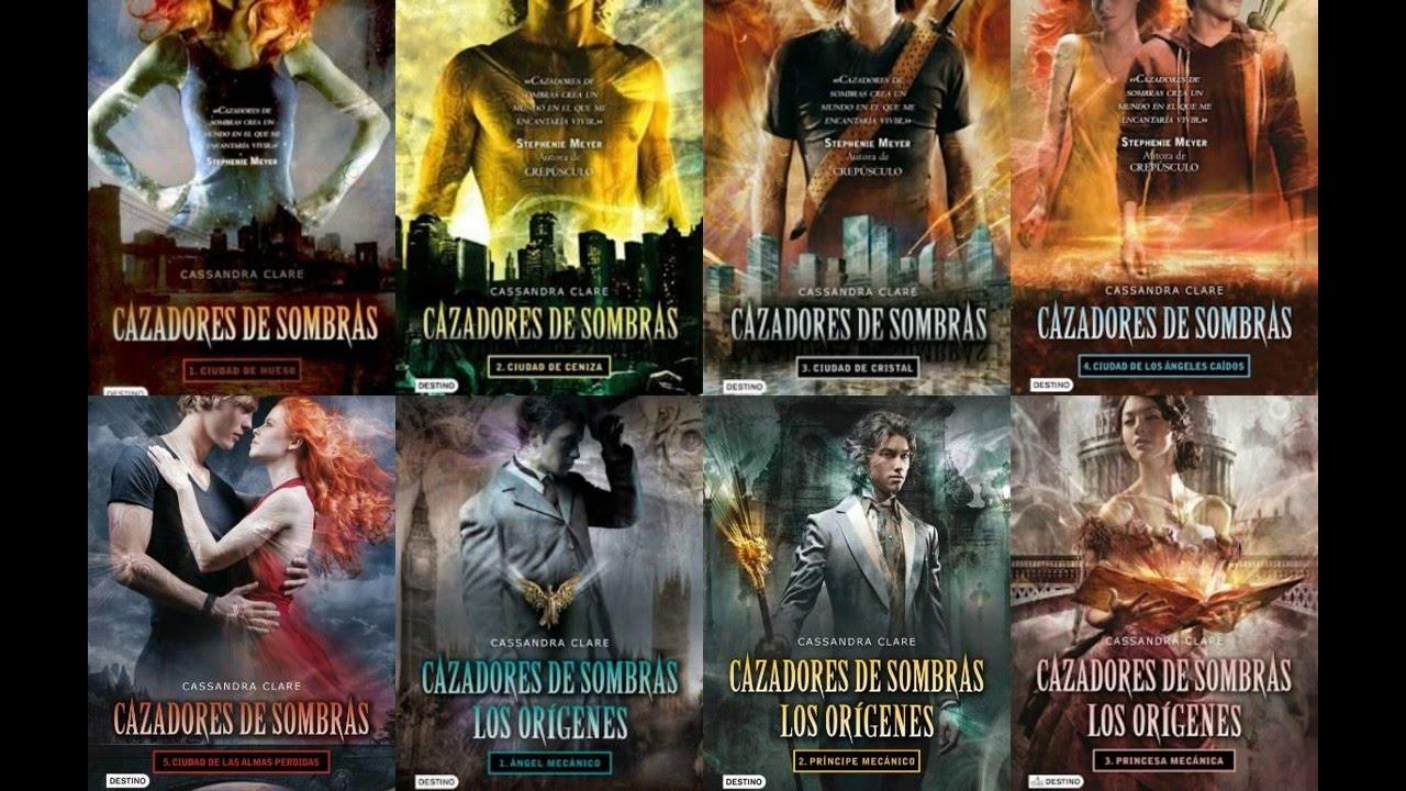 Cazador De Sombras Libros Pdf Mega - YouTube @tataya.com.mx