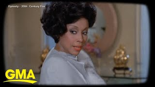 Tributes pour in for legendary actress Diahann Carroll l GMA