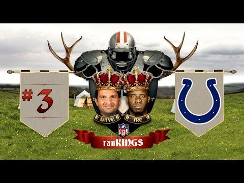 No. 3 Indianapolis Colts: 2015 Preseason RanKings