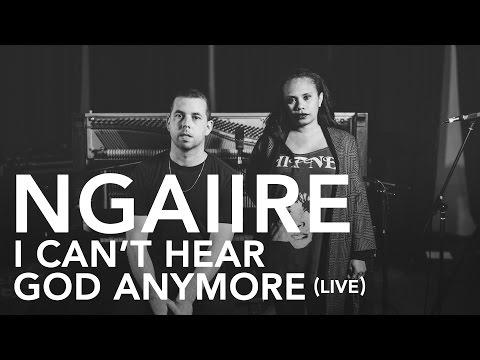 Ngaiire - I Can't Hear God Anymore (PileTV Live Sessions)