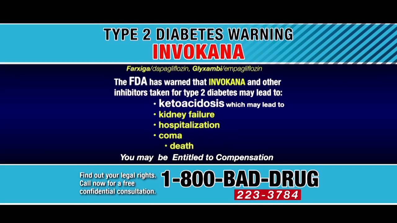 Pulaski Law Firm >> Pulaski Law Firm: Invokana - FDA Diabetes Warning ...