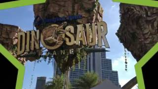 Dinosaur planet in Bangkok ダイナソープラネットinバンコク