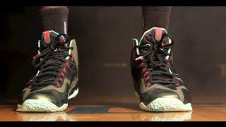 Nike LeBron XI Performance Test