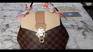 Louis Vuitton Clapton Backpack | WIMB? What fits!