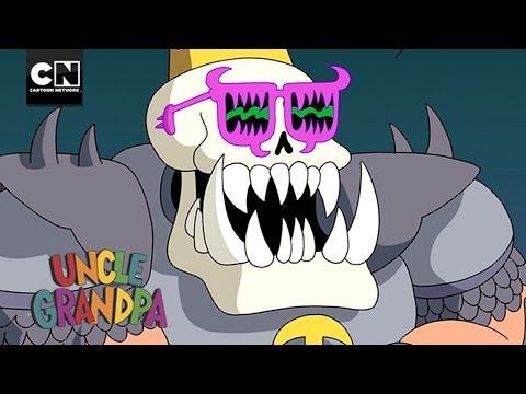 Wicked Shades | Uncle Grandpa | Cartoon Network