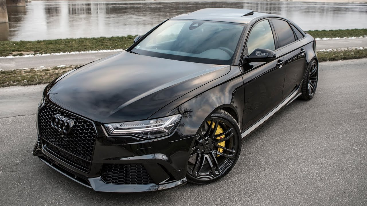One Of A Kind Audi Rs6 C7 Sedan Performance The