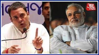 Rahul Gandhi Attacks PM Modi On Demonetization, Rafale Deal In Press Conference