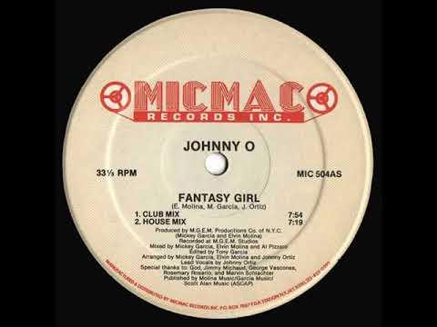 Johnny O - Fantasy Girl (Club Mix) (1988)