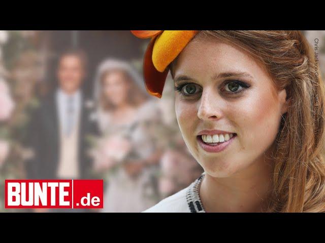 Beatrice von York – Traum in Weiß! Ihr Brautkleid setzt neue Maßstäbe