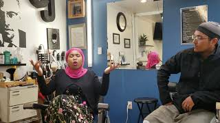 Why Do Some Women Wear Hijab and Others Don't? 🤔 #BarbershopConversations