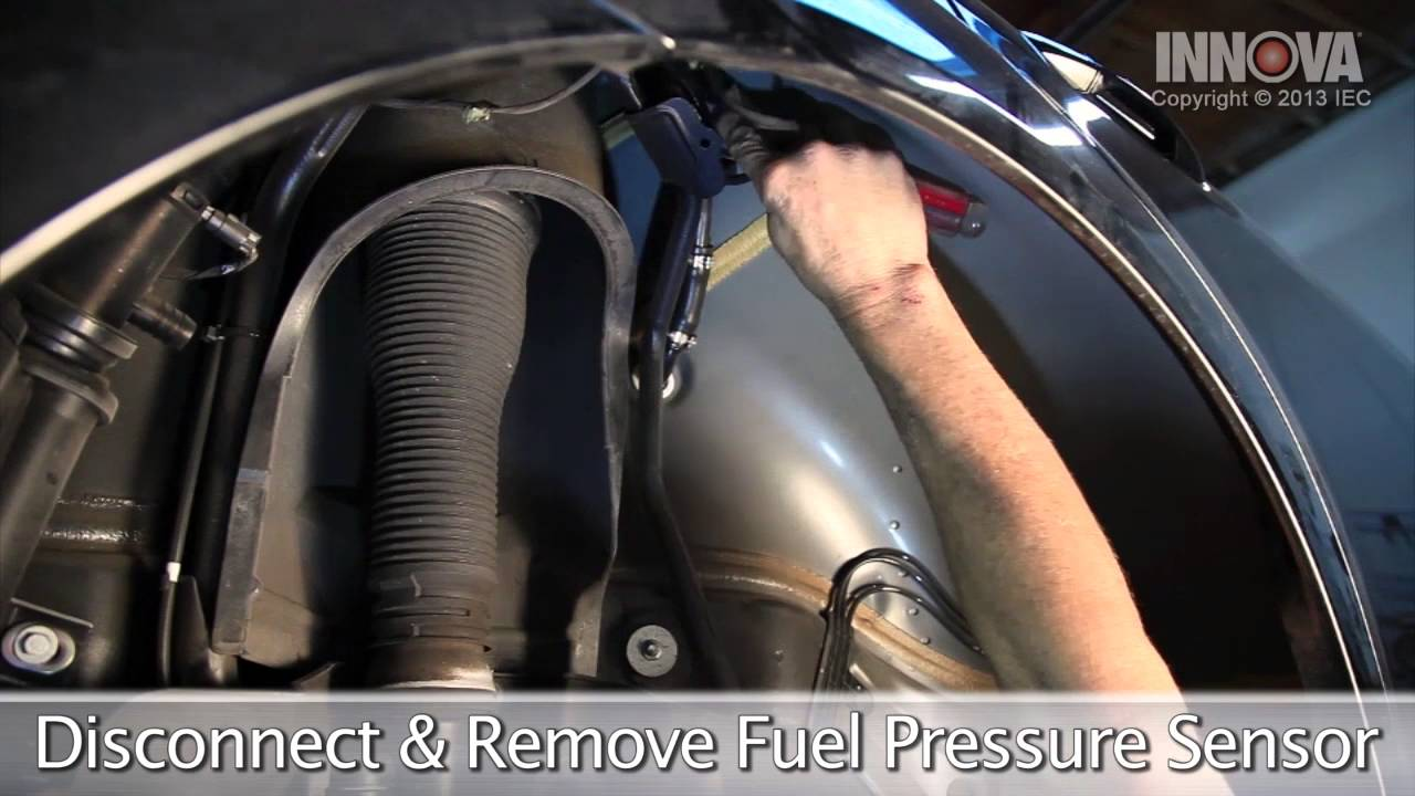 how to change fuel tank pressure  ftp  sensor